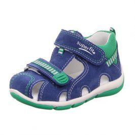 chlapecké sandály FREDDY modrá 28