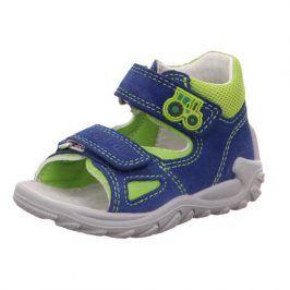 chlapecké sandálky FLOW zelená 26