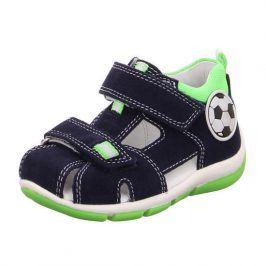 chlapecké sandály FREDDY modrá 23
