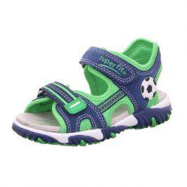 chlapecké sandály MIKE 2 zelená 29