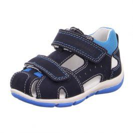 chlapecké sandálky FREDDY modrá 22