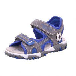 chlapecké sandály MIKE 2 modrá 29