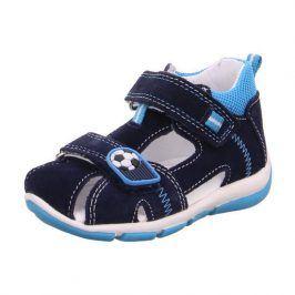 chlapecké sandálky FREDDY modrá 21