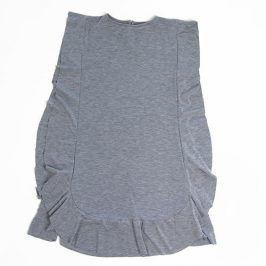 Šaty dívčí šedá 134/140