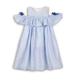 Šaty dívčí modrá 134/140