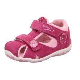 dívčí sandály FANNI růžová 24