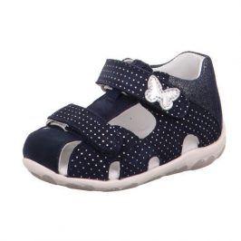 dívčí sandály FANNI modrá 22