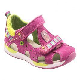 dětské sandály růžová 20