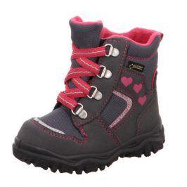 zimní boty HUSKY šedá 26