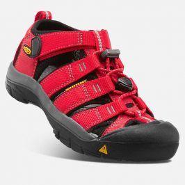 Dětské sandály NEWPORT H2 INF, ribbon red/gargoyle červená 22