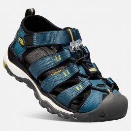 Dětské sandály NEWPORT NEO H2 JR, legion blue/moss modrá 38