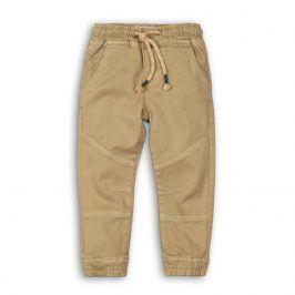 Kalhoty chlapecké hnědá 122/128