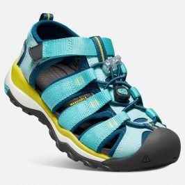 Dětské sandály NEWPORT NEO H2 K aqua sea/legion blue modrá 27/28
