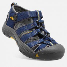 Dětské sandály NEWPORT H2 INF, blue depths/gargoyle modrá 22