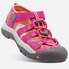 Dětské sandály NEWPORT H2 INF, very berry/fusion coral fuchsia 22