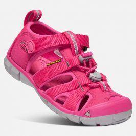 Dětské sandály SEACAMP II CNX JR, hot pink růžová 34