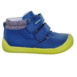 obuv dětská barefoot HARPER NAVY modrá 19