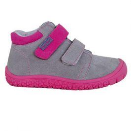 obuv dětská barefoot MARGO FUXIA růžová 32