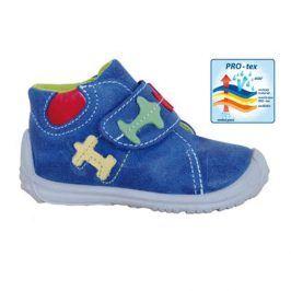 obuv dětská celoroční ORSON modrá 25