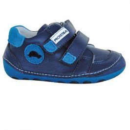 obuv dětská barefoot FERGUS modrá 23