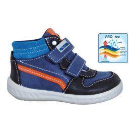 obuv dětská celoroční NORIS modrá 22