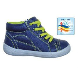 obuv dětská celoroční PRESTON modrá 28