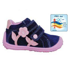 obuv dětská celoroční SAMANTA NAVY modrá 23