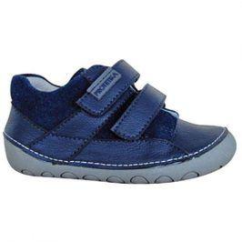obuv dětská barefoot NED NAVY modrá 19