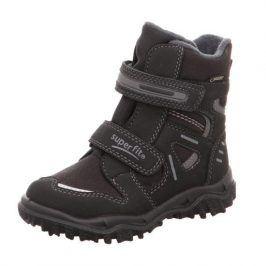 zimní boty HUSKY černá 31