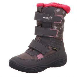 zimní boty dívčí CRYSTAL GTX holka 28