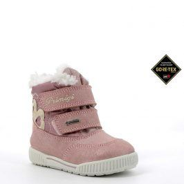 dívčí boty zimní GTX růžová 21