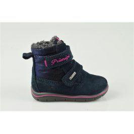 dívčí boty zimní GTX modrá 29