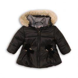 Kabát dívčí zimní Puffa černá 80/86