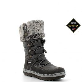 dívčí boty zimní GTX šedá 39