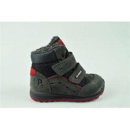chlapecké boty zimní GTX šedá 24