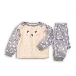 Pyžamo dívčí fleezové holka 98/104