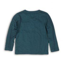 Tričko chlapecké bavlněné s dlouhým rukávem kluk 122/128