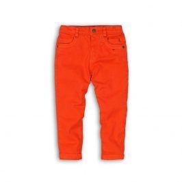 Kalhoty chlapecké červená 80/86