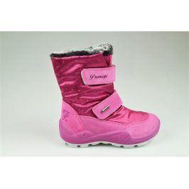 dívčí boty zimní GTX růžová 33