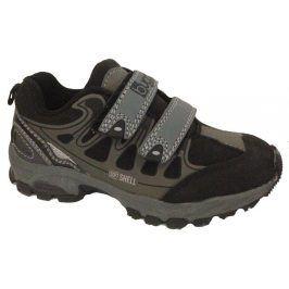 Dětská obuv softshell šedá 28