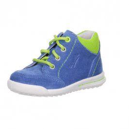 Dětské celoroční boty AVRILE MINI modrá 21