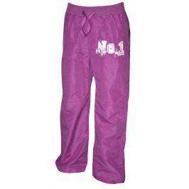 kalhoty sportovní fuchsia 152