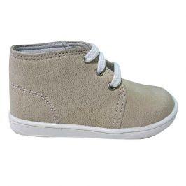 Dětská celoroční obuv béžová 22