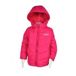 bunda nylon růžová 104