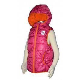 vesta dětská nylonová holka 116