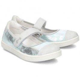 Dívčí baleríny světle modrá 30