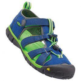 Dětské sandály SEACAMP I, true blue/jasmine green modrá 27/28