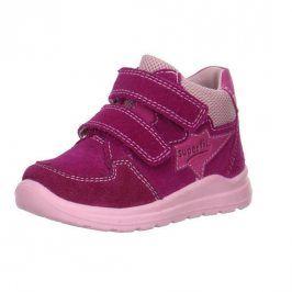 Dětské celoroční boty MEL červená 24