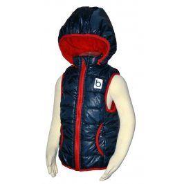vesta dětská nylonová kluk 146