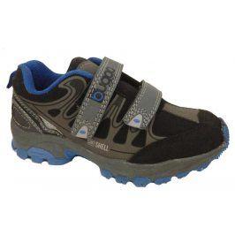 Dětská obuv softshell modrá 32